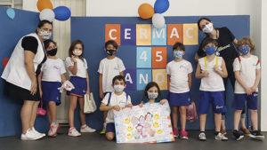 Colégio Cermac comemora 45 anos