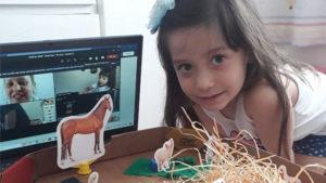 A Educação Infantil em tempos de aulas remotas