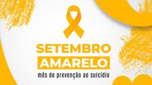 Setembro Amarelo no Cermac: mês de prevenção ao suicídio